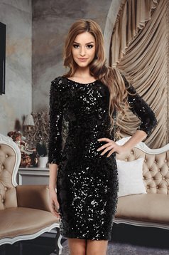 Rochie StarShinerS Evidence Black