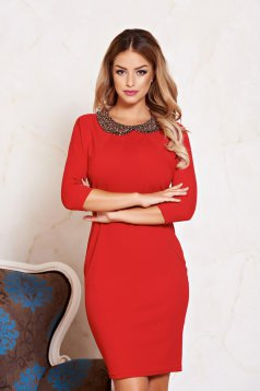 Rochie Fofy Inspired Woman Red