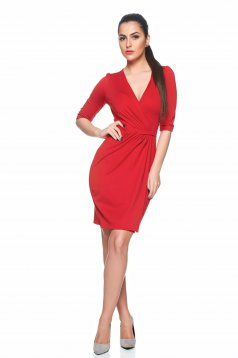 Rochie Fofy Unleash Hearts Red