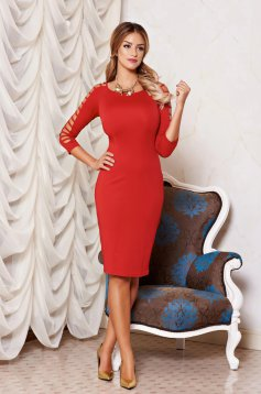 Rochie Fofy Limited Edition Red