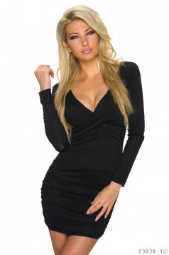 Rochie Attractive Moment Black
