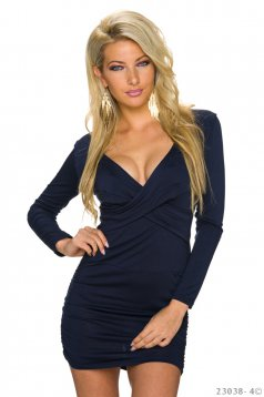 Rochie Attractive Moment DarkBlue