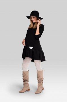Bluza Pentru Gravide BabySmart Black