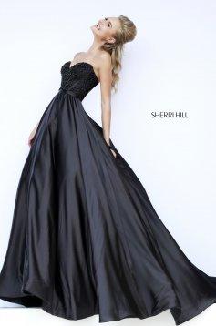Rochie Sherri Hill 32084 Black