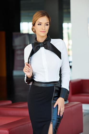 Camasa Artista Elegant Lady White