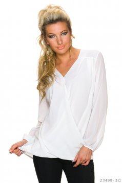 Bluza Magnifique White