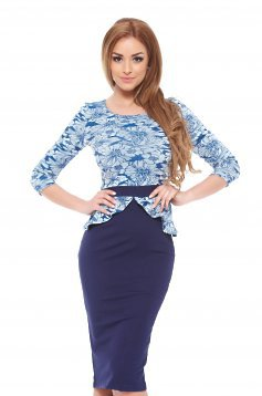 Rochie StarShinerS Aristocratic Blue