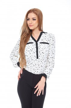 Bluza LaDonna Dominance White