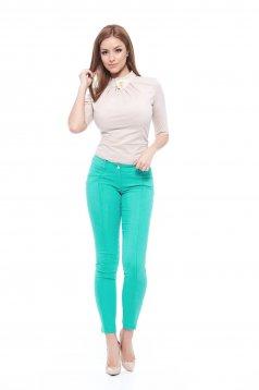 Pantaloni Artista Spring Joy Turquoise
