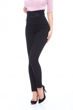 Pantaloni Artista Regalia Black