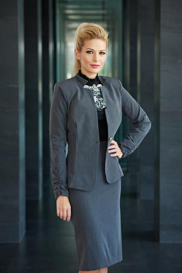 Sacou Fofy Business Grey