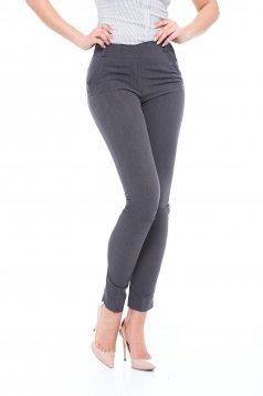 Pantaloni Fofy Affinity Grey