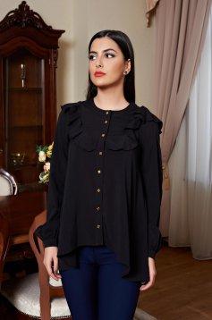Camasa PrettyGirl Style Black