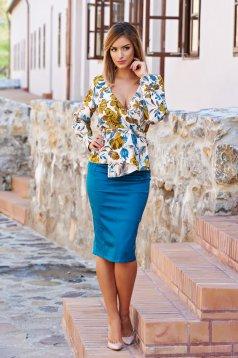 Fusta PrettyGirl Outlook Turquoise