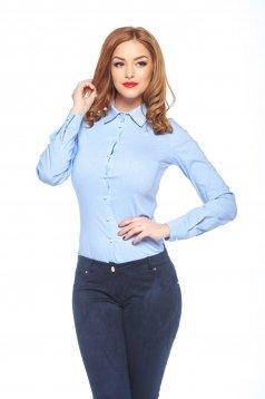 Camasa PrettyGirl Top Lady Blue
