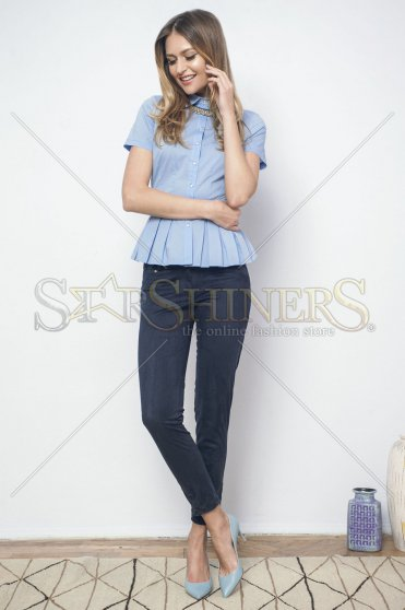 Pantaloni Prettygirl Delicious Look Darkblue