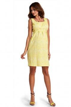 Rochie Pentru Gravide Full Joy Yellow