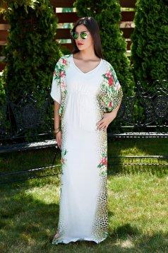 Rochie MissQ Lovely Feeling White