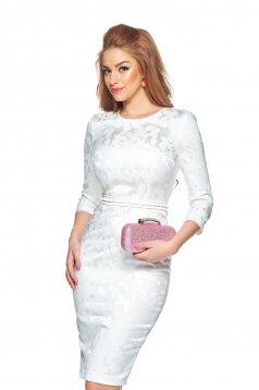 Rochie StarShinerS Radiant White