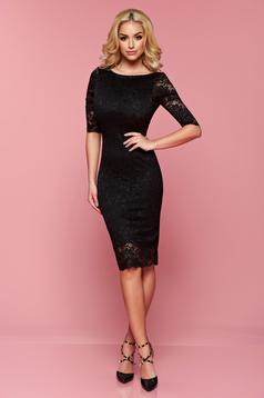 Rochie StarShinerS Dream Elegancy Black