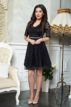 Rochie StarShinerS Sweet Style Black