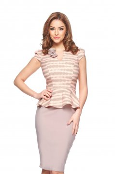 Rochie Fofy Popular Brown