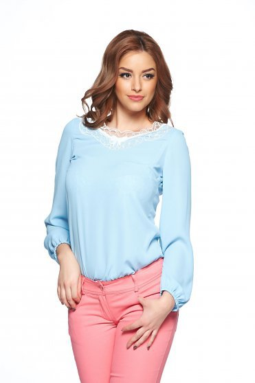 Bluza LaDonna Charming LightBlue