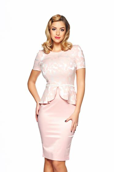 Rochie StarShinerS Festivity Time Rosa