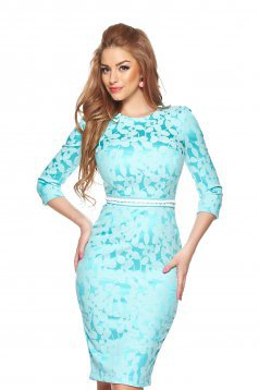Rochie StarShinerS Radiant Turquoise