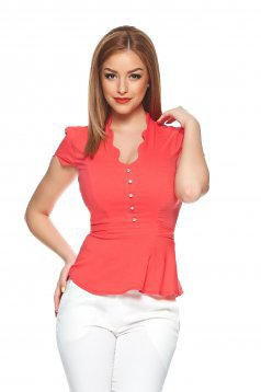 Camasa Fofy Fortune Red