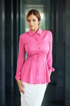 Camasa PrettyGirl Challenge Alert Pink