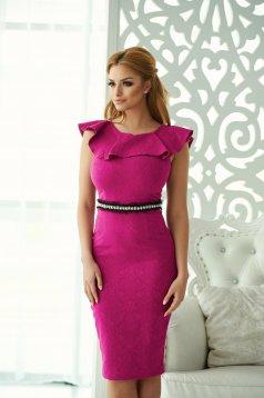 Rochie StarShinerS Distinctive Look Purple