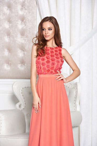 Rochie StarShinerS Irresistible Allure Coral