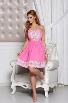 Rochie StarShinerS Young Charm Rosa