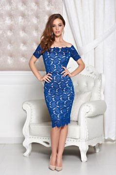 Rochie StarShinerS Prestige Enchantment DarkBlue