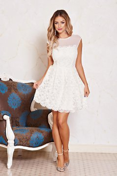 Rochie Fofy Charming Look Nude