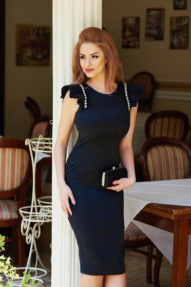Rochie StarShinerS Refinement Beauty Black