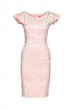 Rochie StarShinerS Elegant Delicacy Rosa
