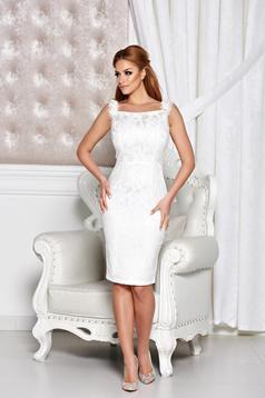 Rochie StarShinerS Stylish Day White