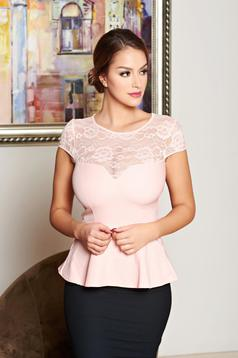 Bluza Fofy Gentle Touch Peach