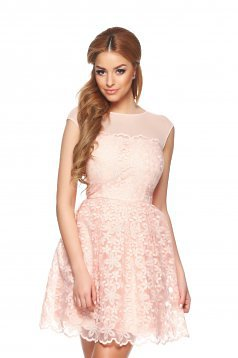 Rochie Fofy Charming Look Peach