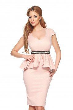 Rochie StarShinerS Tip Top Rosa