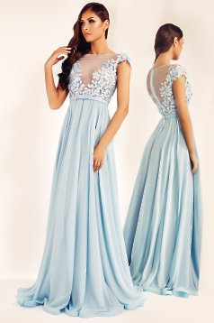 Rochie Ana Radu Lovely Look LightBlue