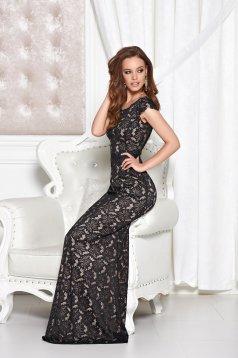 Rochie StarShinerS Special Sirene Black