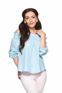 Bluza PrettyGirl Legerity Look LightBlue