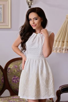 Rochie Fofy Smart Manager White