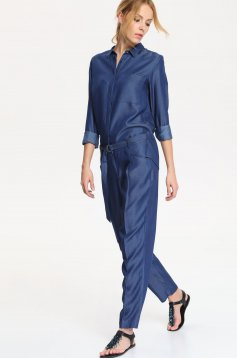 Pantaloni Top Secret S020049 Blue