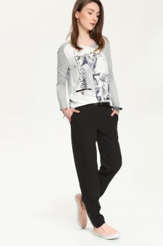 Pantaloni Top Secret S020061 Black