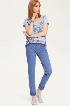 Pantaloni Top Secret S020066 Blue