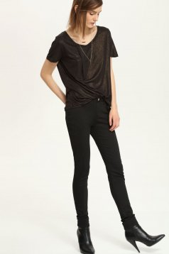 Pantaloni Top Secret S020158 Black
